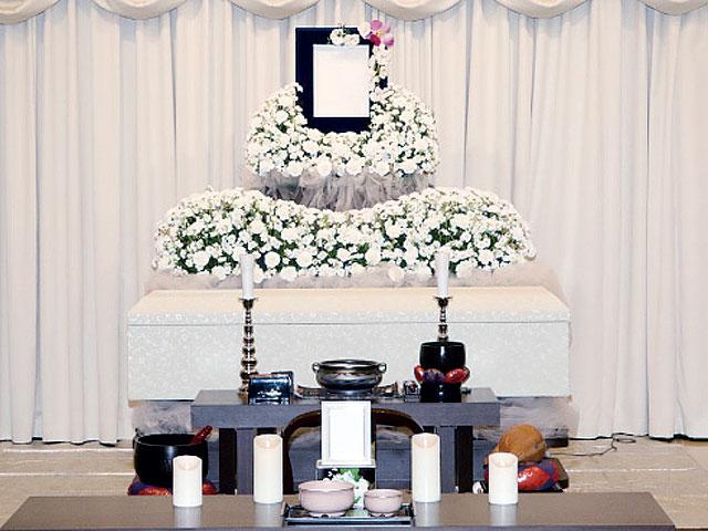 家族葬・一般葬プラン プラン50