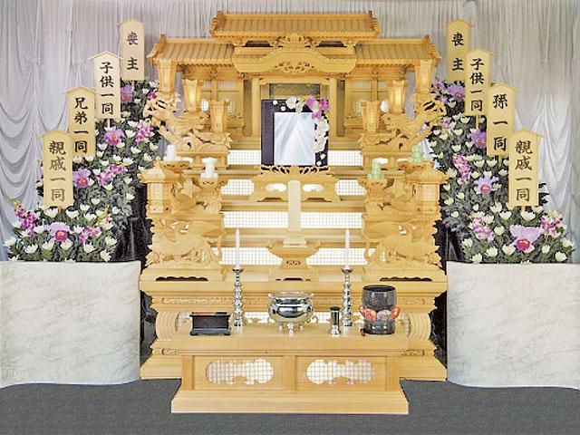 家族葬・一般葬プラン プラン60