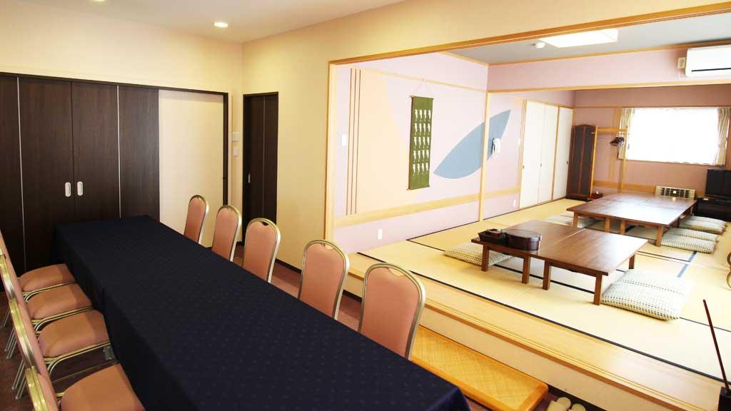 2階会食室兼親族控室