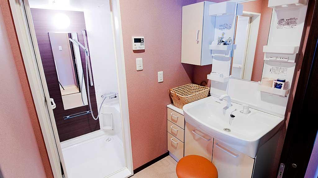 洗面・シャワールーム