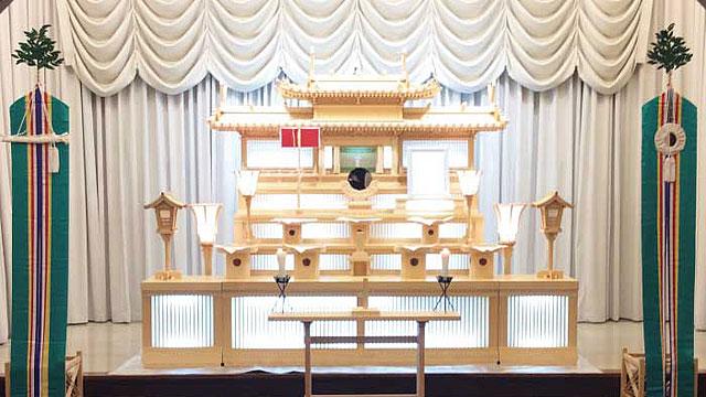 神道でのお葬式