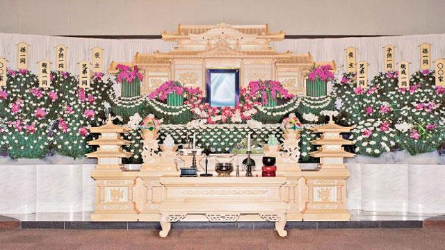 家族葬・一般葬プラン プラン180