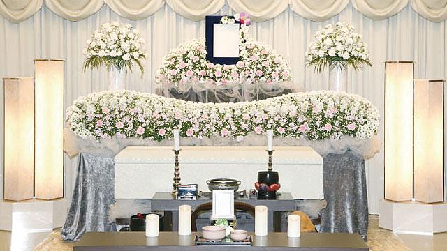 家族葬・一般葬プラン プラン80